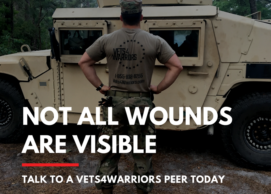 PTS and How Vets4Warriors Can Help